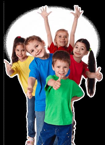 Just 4 Kids at Master Chang's Martial Arts